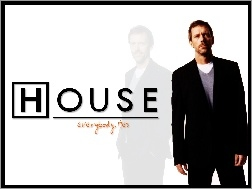Hugh Lauriego, Dr. House, Garnitur